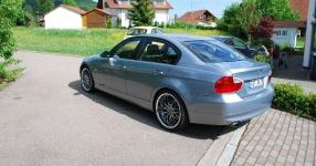 Tuningsuche.de BMW E90 - Neue Felgen Spaichingen BMW, E90, Barracuda, Voltec T6  Bild 388890