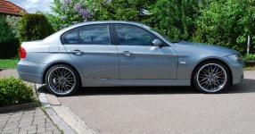 Tuningsuche.de BMW E90 - Neue Felgen Spaichingen BMW, E90, Barracuda, Voltec T6  Bild 388891