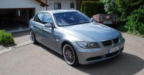 Tuningsuche.de BMW E90 - Neue Felgen Spaichingen BMW, E90, Barracuda, Voltec T6  Bild 388892
