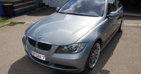 Tuningsuche.de BMW E90 - Neue Felgen Spaichingen BMW, E90, Barracuda, Voltec T6  Bild 388894