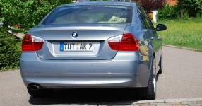 Tuningsuche.de BMW E90 - Neue Felgen Spaichingen BMW, E90, Barracuda, Voltec T6  Bild 388896