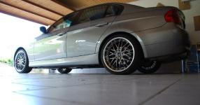 Tuningsuche.de BMW E90 - Neue Felgen Spaichingen BMW, E90, Barracuda, Voltec T6  Bild 388897