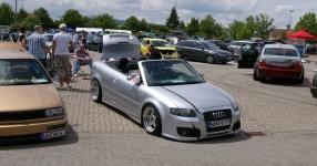 Audi A4 Cabriolet (8H7, 8HE) 03-2003 von funky  Cabrio, Audi, A4 Cabriolet (8H7, 8HE)  Bild 399322