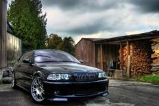 BMW E46 330Ci, M-Tech II, BBS 19    Bild 27518