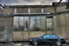 BMW E46 330Ci, M-Tech II, BBS 19    Bild 27521
