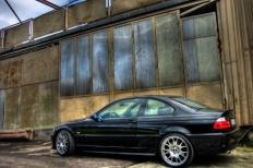 BMW E46 330Ci, M-Tech II, BBS 19    Bild 27522