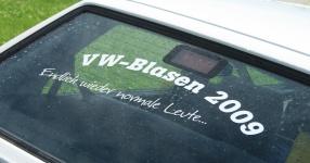 14. VW Blasen - Eurospeedway Lausitz 2009 Klettwitz Eurospeedway Party, VW Blasen, R32, Turbo, VR6, V6, R8  Bild 440007
