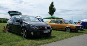 14. VW Blasen - Eurospeedway Lausitz 2009 Klettwitz Eurospeedway Party, VW Blasen, R32, Turbo, VR6, V6, R8  Bild 440009