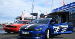 14. VW Blasen - Eurospeedway Lausitz 2009 Klettwitz Eurospeedway Party, VW Blasen, R32, Turbo, VR6, V6, R8  Bild 440036