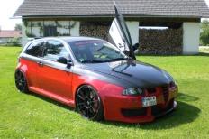 Alfa Romeo 147 (937) 04-2003 von Tha_Real_LX  2/3-Türer, Alfa Romeo, 147 (937)  Bild 440699