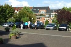 Golf Treffen 2009 Rund um Brühl, Meckenheim und die Nürburg Golf Sommertreffen Treffen 2009 Golfiv.de Golfv.de. GolfVI.de  Bild 450715