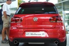 Golf Treffen 2009 Rund um Brühl, Meckenheim und die Nürburg Golf Sommertreffen Treffen 2009 Golfiv.de Golfv.de. GolfVI.de  Bild 450805