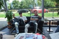 Golf Treffen 2009 Rund um Brühl, Meckenheim und die Nürburg Golf Sommertreffen Treffen 2009 Golfiv.de Golfv.de. GolfVI.de  Bild 450806