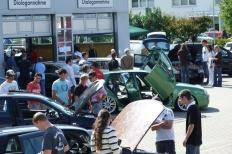 Golf Treffen 2009 Rund um Brühl, Meckenheim und die Nürburg Golf Sommertreffen Treffen 2009 Golfiv.de Golfv.de. GolfVI.de  Bild 450858