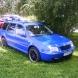 VW BORA Kombi (1J6)