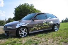 Opel astra f     Bild 31995