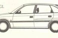 Opel astra f     Bild 32250