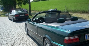 BMW 3 Cabriolet (E36) 05-1995 von SCHMORNDERL  Cabrio, BMW, 3 Cabriolet (E36)  Bild 488052