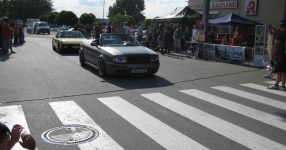 Audi 80 umbau1/2 Beim schrauben und Treffen Audi 80 cabrio Breitbau Rieger  Bild 493735