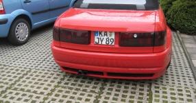 Audi 80 umbau1/2 Beim schrauben und Treffen Audi 80 cabrio Breitbau Rieger Fertig! Bild 493751