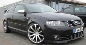 Audi A3 (8P1) 09-2004 von StepsSLINE  keine Auswahl, Audi, A3 (8P1)  Bild 495423