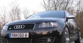 Audi A3 (8P1) 09-2004 von StepsSLINE  keine Auswahl, Audi, A3 (8P1)  Bild 495424