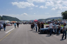 Race @Airport Vilshofen a.d. Donau Flugplatz Vilshofen a.d. Donau 1/4-Meile Rennen Cars + Bikes  Bild 542164