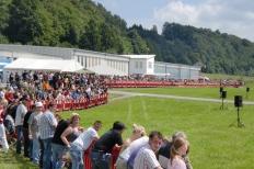 Race @Airport Vilshofen a.d. Donau Flugplatz Vilshofen a.d. Donau 1/4-Meile Rennen Cars + Bikes  Bild 542201
