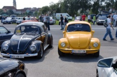Race @Airport Vilshofen a.d. Donau Flugplatz Vilshofen a.d. Donau 1/4-Meile Rennen Cars + Bikes  Bild 542223