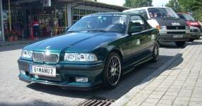 BMW 3 Cabriolet (E36) 05-1995 von SCHMORNDERL  Cabrio, BMW, 3 Cabriolet (E36)  Bild 549938