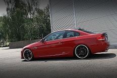 BMW 3 Coupe (E92) 05-2008 von E92RED  Coupe, BMW, 3 Coupe (E92)  Bild 550459