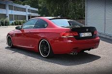 BMW 3 Coupe (E92) 05-2008 von E92RED  Coupe, BMW, 3 Coupe (E92)  Bild 550460