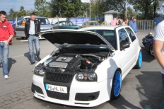 Alles VW in Verl 03.10.2010 Sasionabschluss Verl - Kaulitz  Da_GoLF_Silver Verl Loose Deep-Blue-Sea*t Alles VW Astra-Lady  Bild 558777