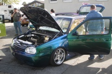 Alles VW in Verl 03.10.2010 Sasionabschluss Verl - Kaulitz  Da_GoLF_Silver Verl Loose Deep-Blue-Sea*t Alles VW Astra-Lady  Bild 558778