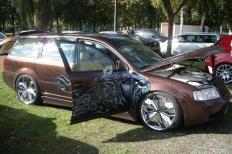 Alles VW in Verl 03.10.2010 Sasionabschluss Verl - Kaulitz  Da_GoLF_Silver Verl Loose Deep-Blue-Sea*t Alles VW Astra-Lady  Bild 558796