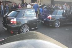 Alles VW in Verl 03.10.2010 Sasionabschluss Verl - Kaulitz  Da_GoLF_Silver Verl Loose Deep-Blue-Sea*t Alles VW Astra-Lady  Bild 558856