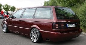 VW PASSAT Variant (3A5, 35I) 03-1991 von stiff  Kombi, VW, PASSAT Variant (3A5, 35I)  Bild 562522