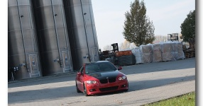 BMW 3 Coupe (E92) 05-2008 von E92RED  Coupe, BMW, 3 Coupe (E92)  Bild 564319