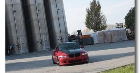 BMW 3 Coupe (E92) 05-2008 von E92RED  Coupe, BMW, 3 Coupe (E92)  Bild 564319