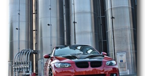 BMW 3 Coupe (E92) 05-2008 von E92RED  Coupe, BMW, 3 Coupe (E92)  Bild 564320