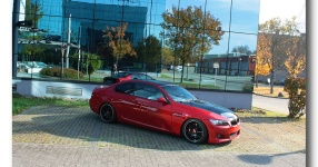 BMW 3 Coupe (E92) 05-2008 von E92RED  Coupe, BMW, 3 Coupe (E92)  Bild 564321