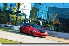 BMW 3 Coupe (E92) 05-2008 von E92RED  Coupe, BMW, 3 Coupe (E92)  Bild 564323