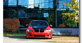 BMW 3 Coupe (E92) 05-2008 von E92RED  Coupe, BMW, 3 Coupe (E92)  Bild 564324