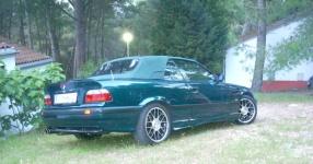 BMW 3 Cabriolet (E36) 05-1995 von SCHMORNDERL  Cabrio, BMW, 3 Cabriolet (E36)  Bild 564513