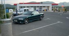 BMW 3 Cabriolet (E36) 05-1995 von SCHMORNDERL  Cabrio, BMW, 3 Cabriolet (E36)  Bild 564515