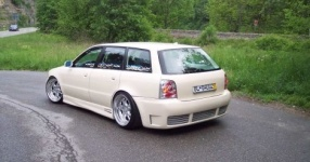Audi A4 Avant (8D5, B5) 05-1998 von stechiii0815  Kombi, Audi, A4 Avant (8D5, B5)  Bild 567643