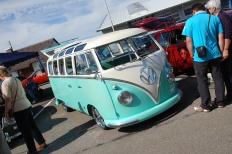 VW T1 Samba mit dem gewissen Etwas