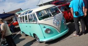 63er VW T1 Samba mit dem gewissen Etwas  VW, T1, Samba, Bus, Oldtimer  Bild 572648