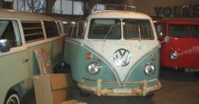 63er VW T1 Samba mit dem gewissen Etwas  VW, T1, Samba, Bus, Oldtimer  Bild 572662