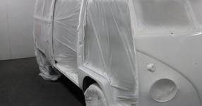 63er VW T1 Samba mit dem gewissen Etwas  VW, T1, Samba, Bus, Oldtimer  Bild 572677